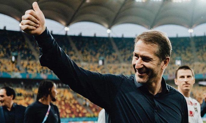 Тренер Австрии Фода: Мы играли на победу и достигли ее