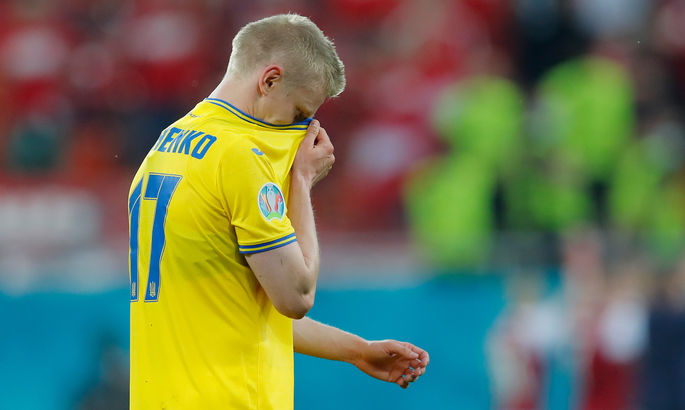 Поражение Украины, прорыв Дании, хорват в Днепре-1. Главные новости за 21 июня