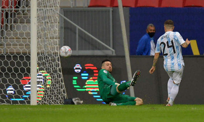 Копа Америка-2021. Аргентина захватила единоличное лидерство в группе