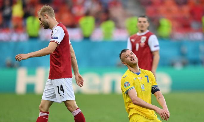 Украина никогда не играет вничью, Вейналдум обошел ван Бастена. Пять фактов 11-го дня Евро-2020