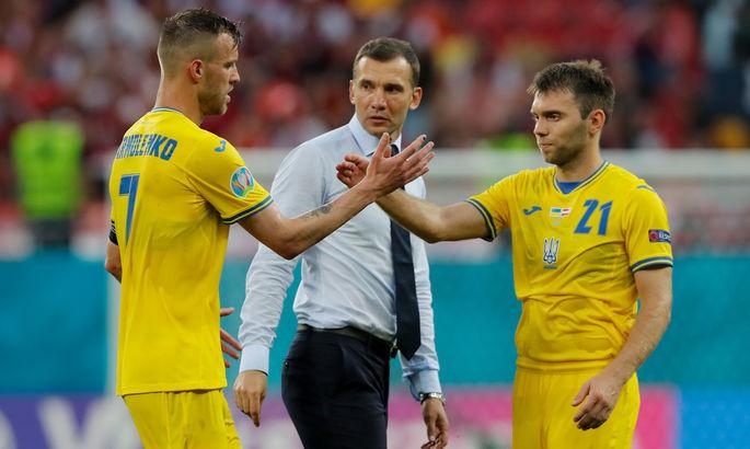 Стало известно, с кем в 1/8-й финала Евро-2020 сыграет сборная Украины