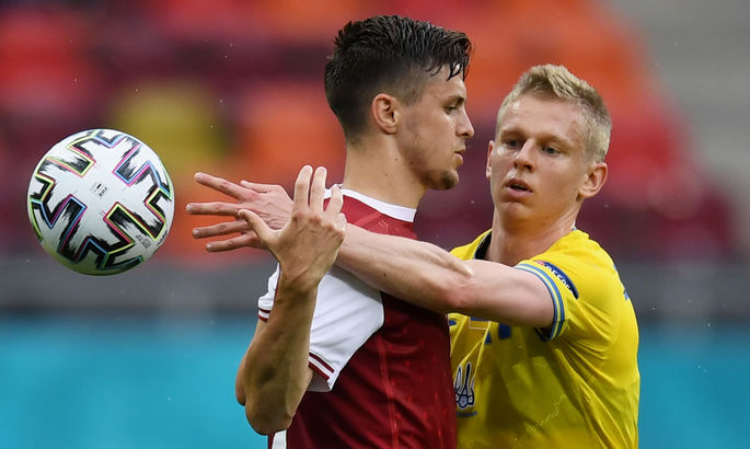 С первой минуты на победу играла лишь одна команда. Обзор прессы после матча Украина - Австрия