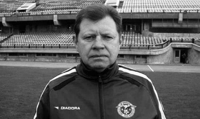Ушел из жизни экс-игрок Динамо и Карпат Думанский