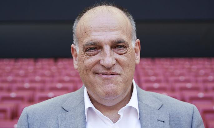 Тебас: На Барселону приходится половина убытков Ла Лиги – это 700 млн евро. Реал справился безупречно
