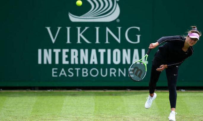 Свитолина проиграла во втором круге турнира в Истборне