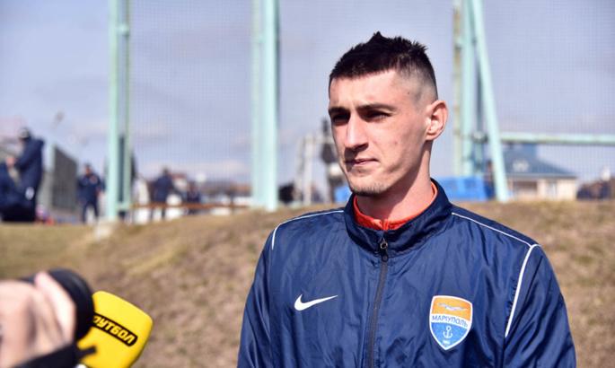Экс-игрок Мариуполя Сагуткин продолжит карьеру в России