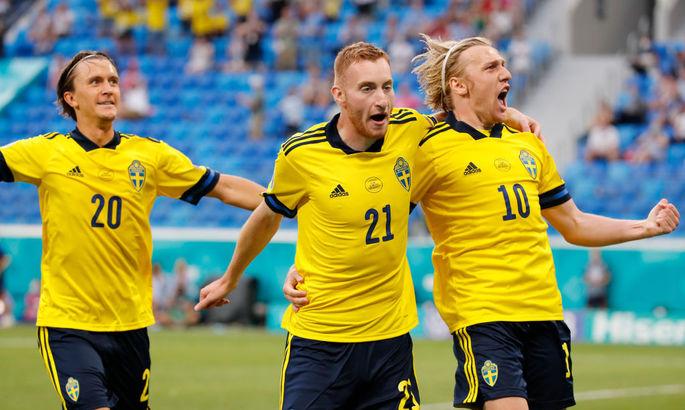 Украина в плей-офф Евро, свершения Швеции и рекорд Роналду. Главные новости за 23 июня