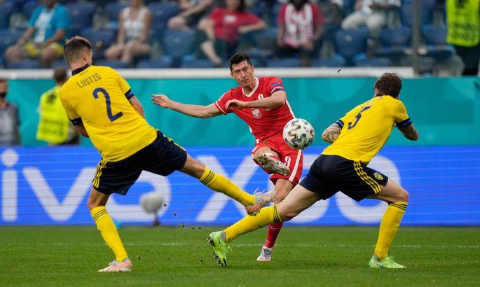 Швеция - Польша 3:2. Две пачки валидола, пожалуйста