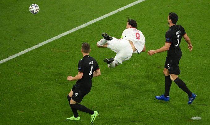 Андердог, говорите? ВИДЕО, как Венгрия открыла счет в матче с Германией