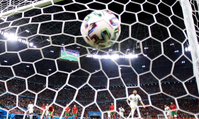 Евро-2020. Итоги дня. Украина в плей-офф, Венгрия дала бой, но не остановила Германию
