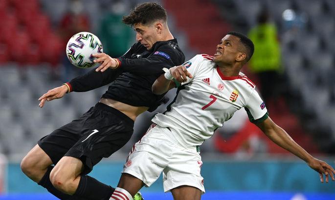 Германия - Венгрия 2:2. Видео голов и обзор матча