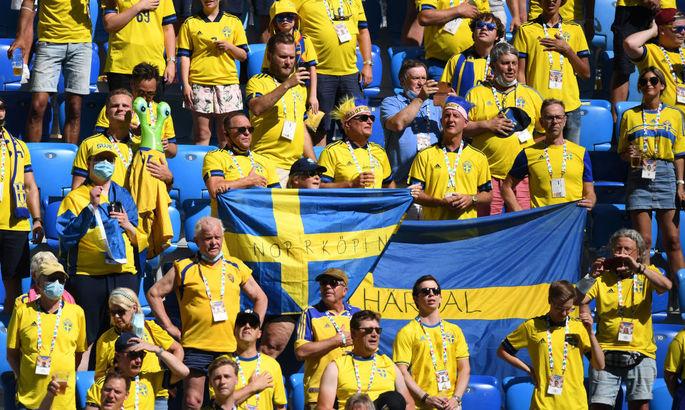 Посол Швеции в Украине проиллюстрировал победу своей сборной на Евро мемом о строителях
