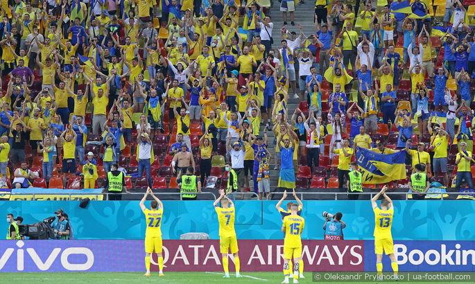 Павелко: Выход сборной в плей-офф Евро - это заслуга болельщиков