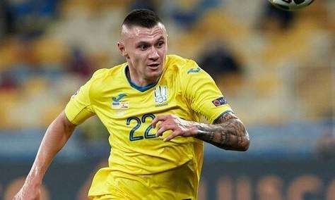 Хавбек сборной Украины может восстановиться к матчу со Швецией