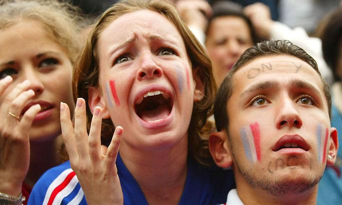 Расстроил журналист уже на месте – французские болельщики перепутали Бухарест и Будапешт