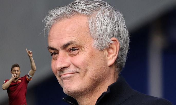 """""""Жаль, что я опоздал на 4 года"""". Моуриньо ответил Тотти – Ческо назвал Жозе сильнейшим тренером в мире"""