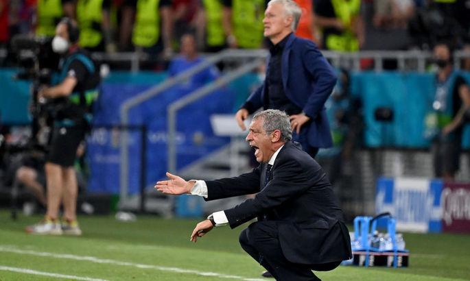 Рафинированный футбол от примитивных чемпионов: Тактика в матче Португалия - Франция