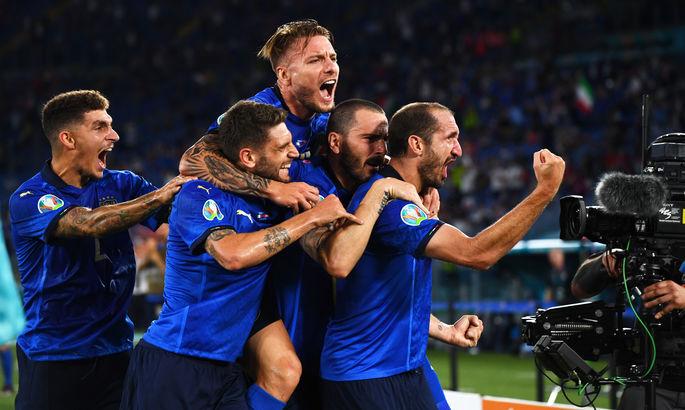 Італія – Австрія: де й коли дивитись матч 1/8 фіналу Євро-2020