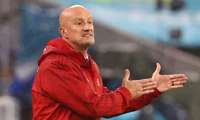 Тренер Венгрии: Когда Роналду забил нам с пенальти, то радовался так, будто это финал ЕВРО