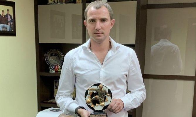 Кучер визнаний найкращим тренером Другої ліги в минулому сезоні