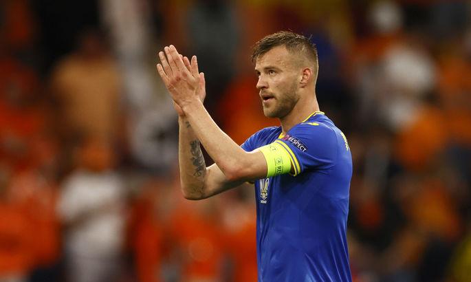 Ярмоленко вошел в семерку рекордсменов сборной Украины в ранге капитана