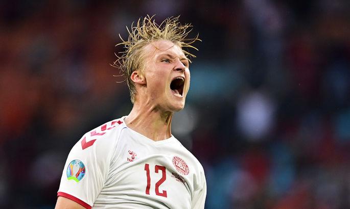 Первый гол в ворота Италии за 1168 минут, сила Дании. Пять фактов 14-го дня Евро-2020