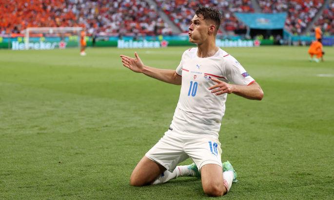 УЄФА оголосила найкращий гол Євро-2020