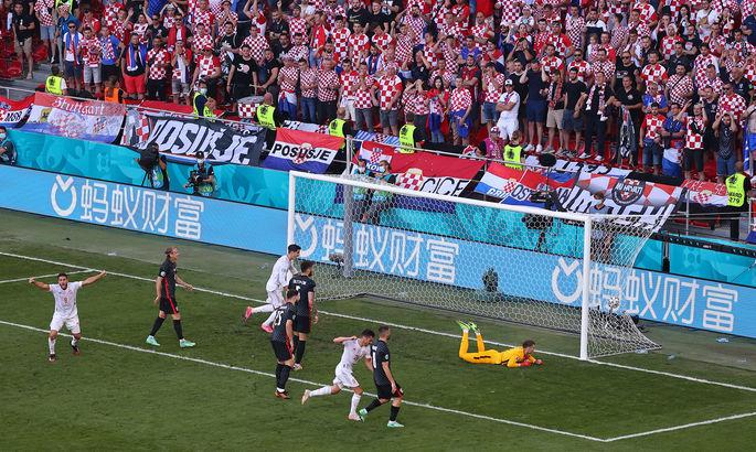 Хорватия - Испания 3:5. Голевое безумие и торжество класса над желанием