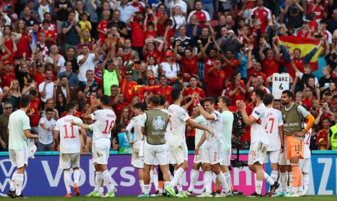 Самый результативный матч Евро-2020. Испания - Хорватия 5:3