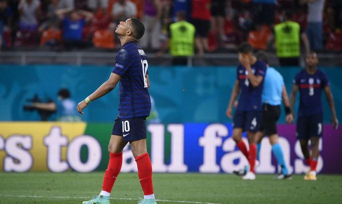 Франция –Швейцария 3:3 (4:5 пен). Бесславный вылет чемпионов мира