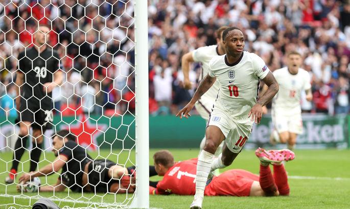 Англия - Германия 2:0. Дорога к финалу открыта