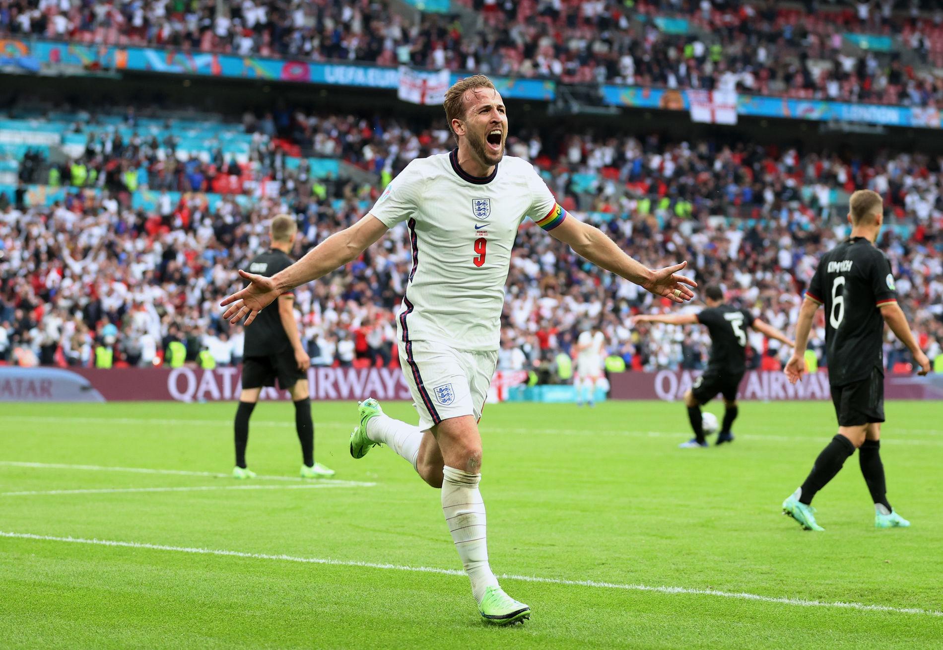 Англия - Германия 2:0. Дорога к финалу открыта - изображение 1