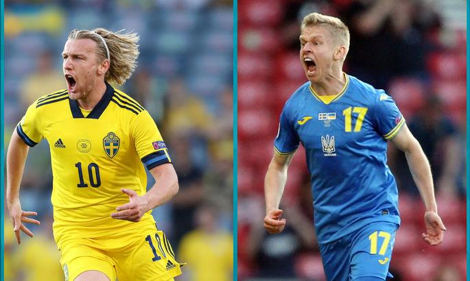 Швеция – Украина 1:1. Видео голов и обзор матча (обновляется) ᐉ UA-Футбол