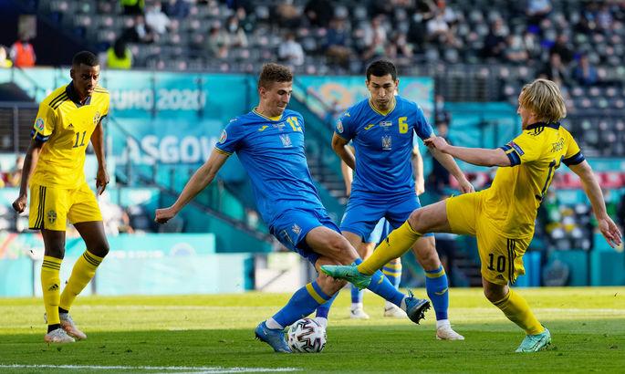 Евро-2020. Швеция - Украина 1:2 (д.в.). Кость в кость со скандинавским треском