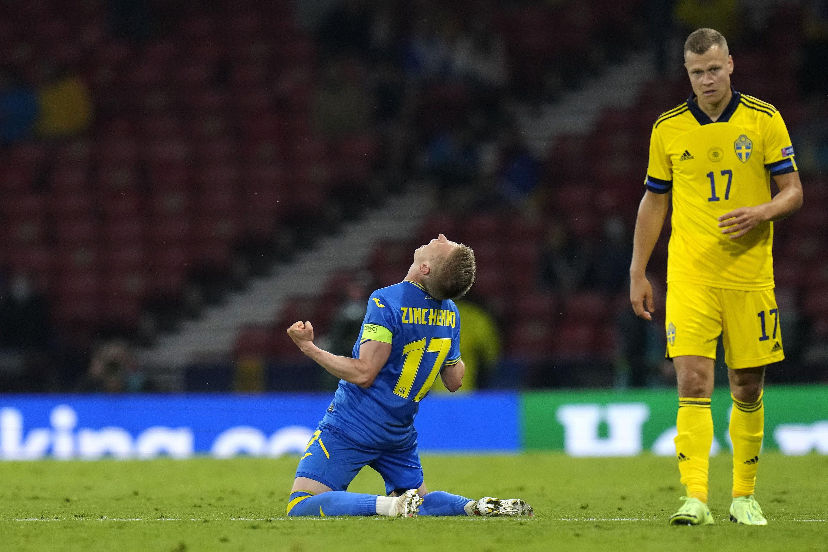 Евро-2020. Швеция - Украина 1:2 (д.в.). Кость в кость со скандинавским треском - изображение 2