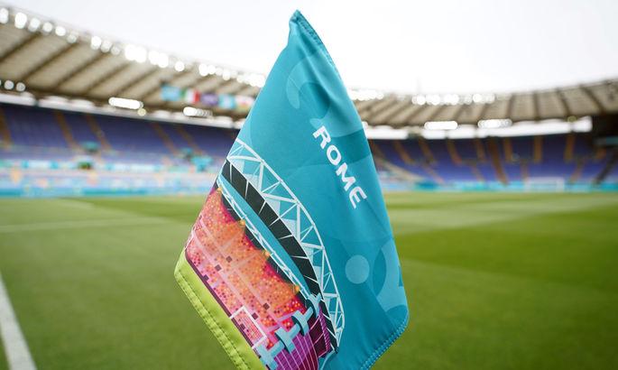 Римские каникулы. УЕФА опубликовала информацию о посещении матча Украина – Англия