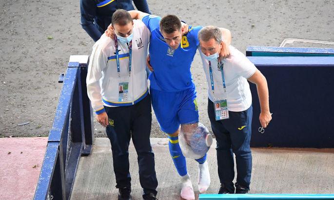 Герой футбольного дня. Артем Бєсєдін