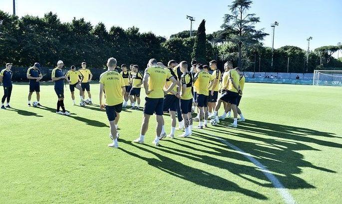 Зубков вернется в общую группу сборной за день до матча с Англией