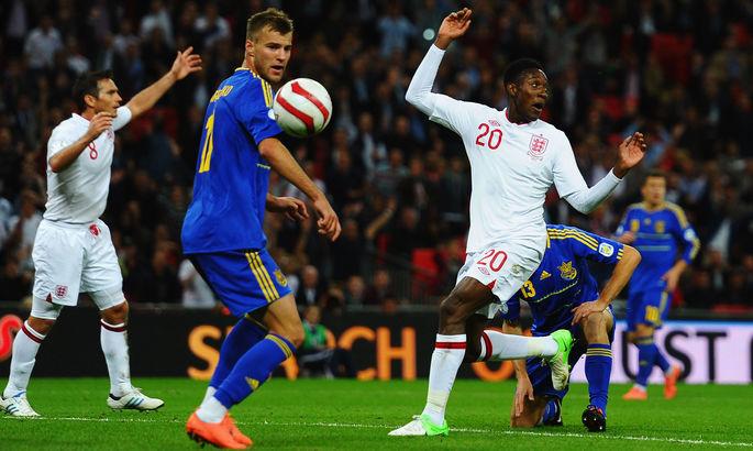 Украина - Англия: где и когда смотреть матч 1/4 финала Евро-2020
