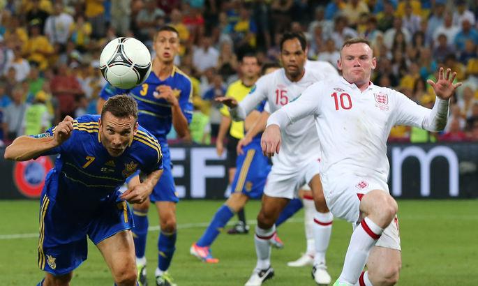 Украина - Англия. Анонс и прогноз на матч четвертьфинала Евро-2020 на 03.07.2021