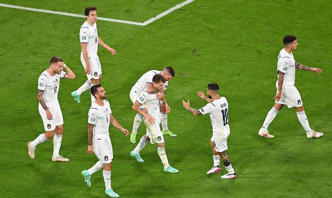 Евро-2020. Бельгия - Италия 1:2. Победа команды