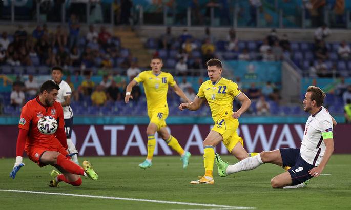 Украина - Англия 0:4. Видео голов  и обзор матча