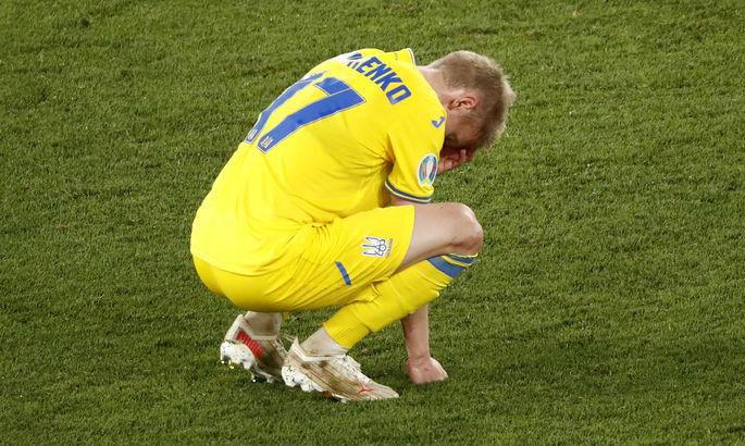 Зінченко пропустить матч з Францією. Миколенко зможе зіграти (виправлено)