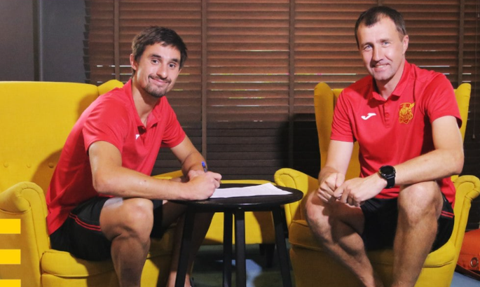 Бывший голкипер Шахтера и Мариуполя стал игроком Ингульца