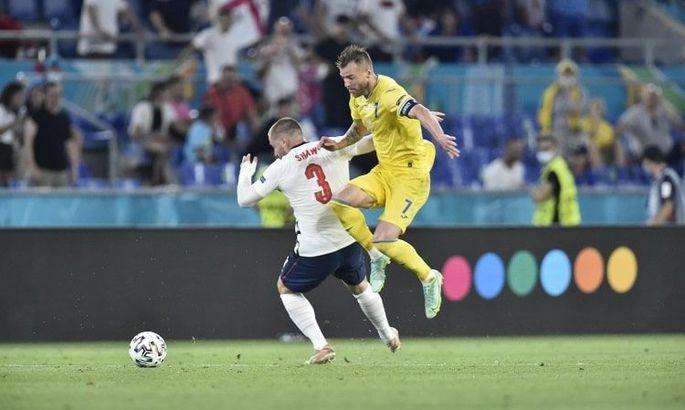 Шаг до юбилея. Ярмоленко провел свой 99-й матч за сборную Украины