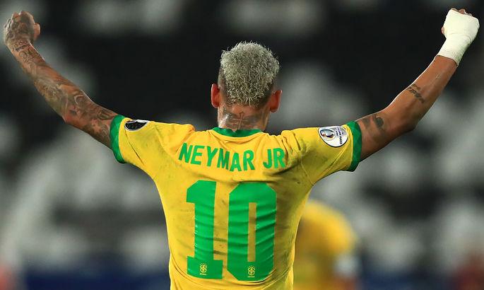 Неймар: Я хочу, чтобы Аргентина вышла в финал – у меня там много друзей. А победит Бразилия!