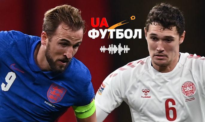 Англия – Дания. АУДИО онлайн трансляция второго полуфинала ЕВРО