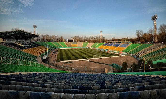 Рух и Львов в новом сезоне будут играть на стадионе Украина