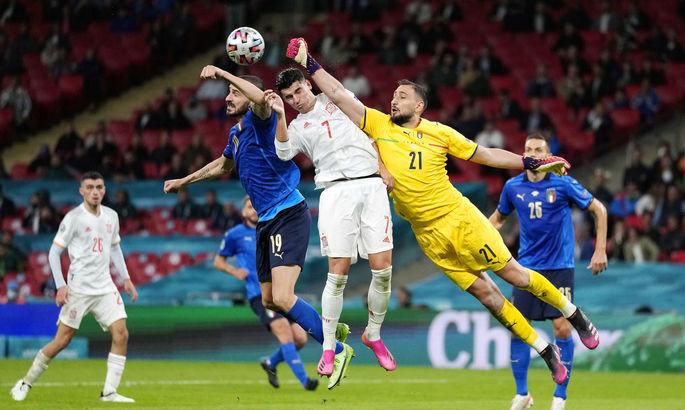 Евро-2020. Итоги дня. Италия останавливает Испанию и выходит в финал