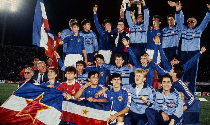 Головній перемозі Данії передувала трагедія Югославії. Її зняли з Євро за півтора тижні до старту